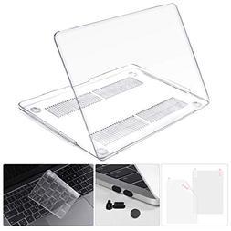 CaseBuy 4-in-1 MacBook Air 13-inch Case A1932 2018 Release S