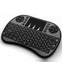 Rii 10038-ZNP i8 Mini 2.4GHz Wireless Touchpad Keyboard for