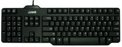 15 Dell L100 SK-8115 QWERTY USB Wired Keyboards