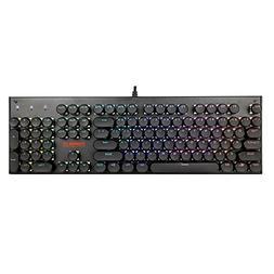 1STPLAYER Steampunk LITE MK5 RGB LED Backlit Mechanical Gami