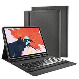 """CHOETECH 2018 iPad Pro 11"""" Keyboard Case , Magnetic Wireless"""