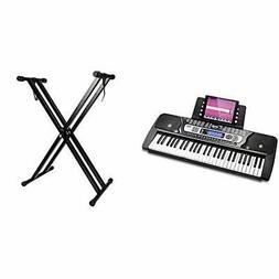 RockJam 54-Key Portable Electronic Keyboard with Interactive