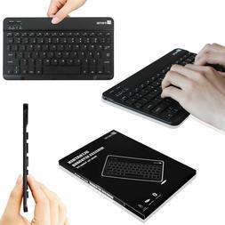 Fintie Ultrathin Wireless Bluetooth Keyboard For iOS Apple i