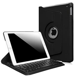 Fintie iPad Air 2 Keyboard Case - 360 Degree Rotating Stand