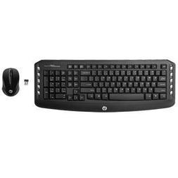 HP Wireless Desktop Combo