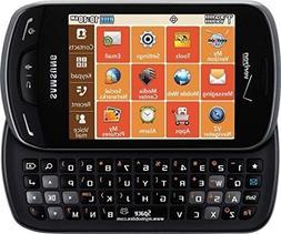 Samsung U380 Brightside 3G Verizon CDMA Smartphone - Black