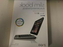 Zagg - Folio Slim Keyboard Case For Apple Ipad Mini, Ipad Mi
