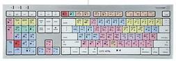 LogicKeyboard ALBA Mac Keyboard - Avid Pro Tools