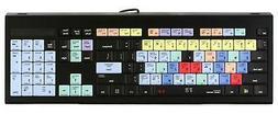 LogicKeyboard Astra PC Backlit Keyboard - Cubase / Nuendo
