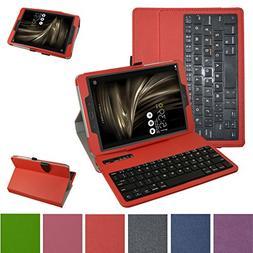 Asus ZenPad 3S 10 Wireless Keyboard Case,Mama Mouth Slim Sta