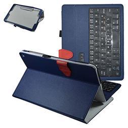 Asus ZenPad Z10 Wireless Keyboard Case,Mama Mouth Slim Stand
