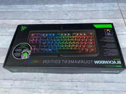 Razer BlackWidow Tournament Edition Chroma Keyboard RZ03-014