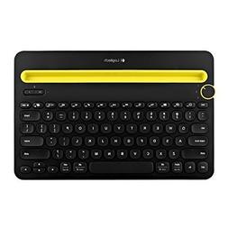 Logitech Bluetooth Multi-Device Keyboard K480 for Computers,