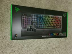 Brand NEW SEALED Razer Ornata Chroma Wired Gaming Keyboard