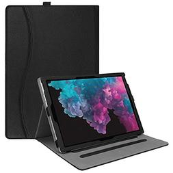 Fintie Case for Surface Pro 6, Multi-Angle Viewing Folio Sta