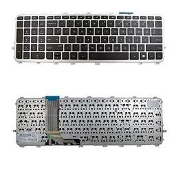 CBK NEW Keyboard With Frame For HP Envy 15-J 15-j000 15t-j00