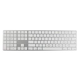 COOSKIN TPU Keyboard Cover Protector for 2017 Released Apple