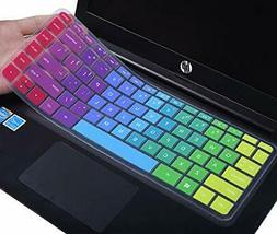 """CaseBuy Colorful Silicon Keyboard Cover for 13.3"""" HP Pavilio"""