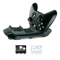 Rii Dual Charging Station Dock For Xbox One/Xbox One S/Xbox