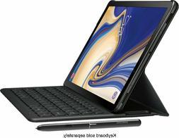 """Samsung Electronics SM-T830NZKAXAR Galaxy Tab S4, 10.5"""", Bla"""