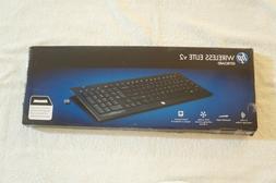 HP Elite v2 Keyboard - Wireless Connectivity  English  QB467