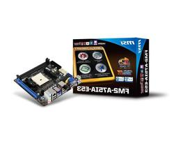 MSI FM2-A75IA-E53 - FM2 AMD A75 Chipset w/WiFi & Bluetooth