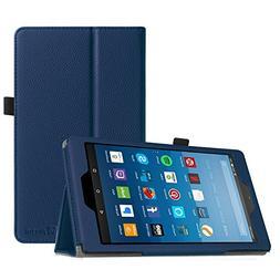 Fintie Folio Case for All-New Amazon Fire HD 8 Tablet  - Sli