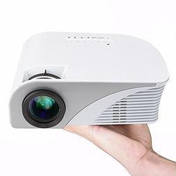FAVI G2W LED LCD  Mini Video Projector Kit, Includes 1 Item