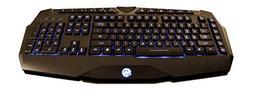 TTX PC Professional Gaming Keyboard - Black