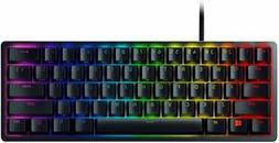 Razer Huntsman Mini TKL Gaming Keyboard: Clicky Optical Swit