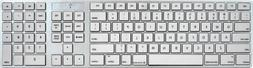 iHome Full Size Mac Keyboard - Apple IOS Mac iMac Windows De