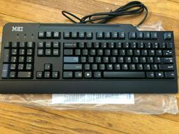 IBM Lenovo 104-Key SK-8825 Black USB KEYBOARD