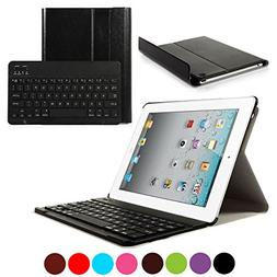 CoastaCloud iPad 2/3/4 Really Thin Stand Cover with Magnetic