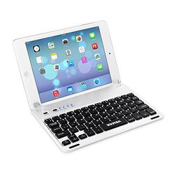 iPad Mini 4 Keyboard, Arteck Ultra-Thin Apple iPad Mini Blue