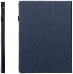 AmazonBasics iPad Pro PU Leather Case with Auto Wake/Sleep C