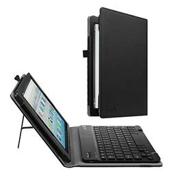 Fintie Keyboard Case for All-New Amazon Fire HD 10  - Folio