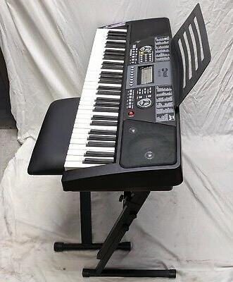 RockJam Keyboard Power