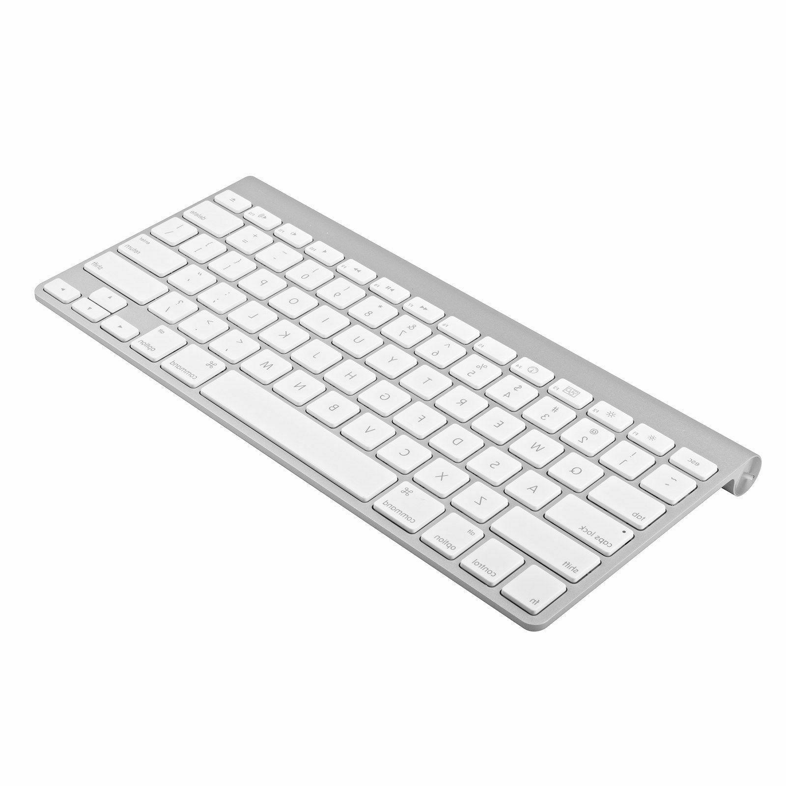 bluetooth anodized aluminum keyboard mc184ll a wireless