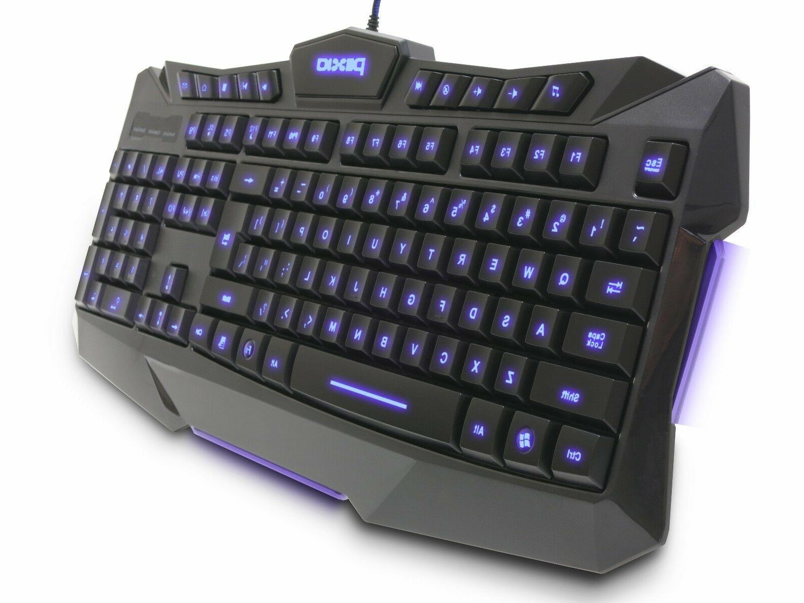 Plixio Changing Keyboard