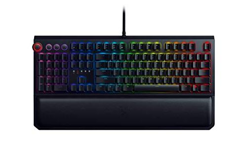 Razer BlackWidow Elite: Esports Gaming Keyboard - Multi-Func