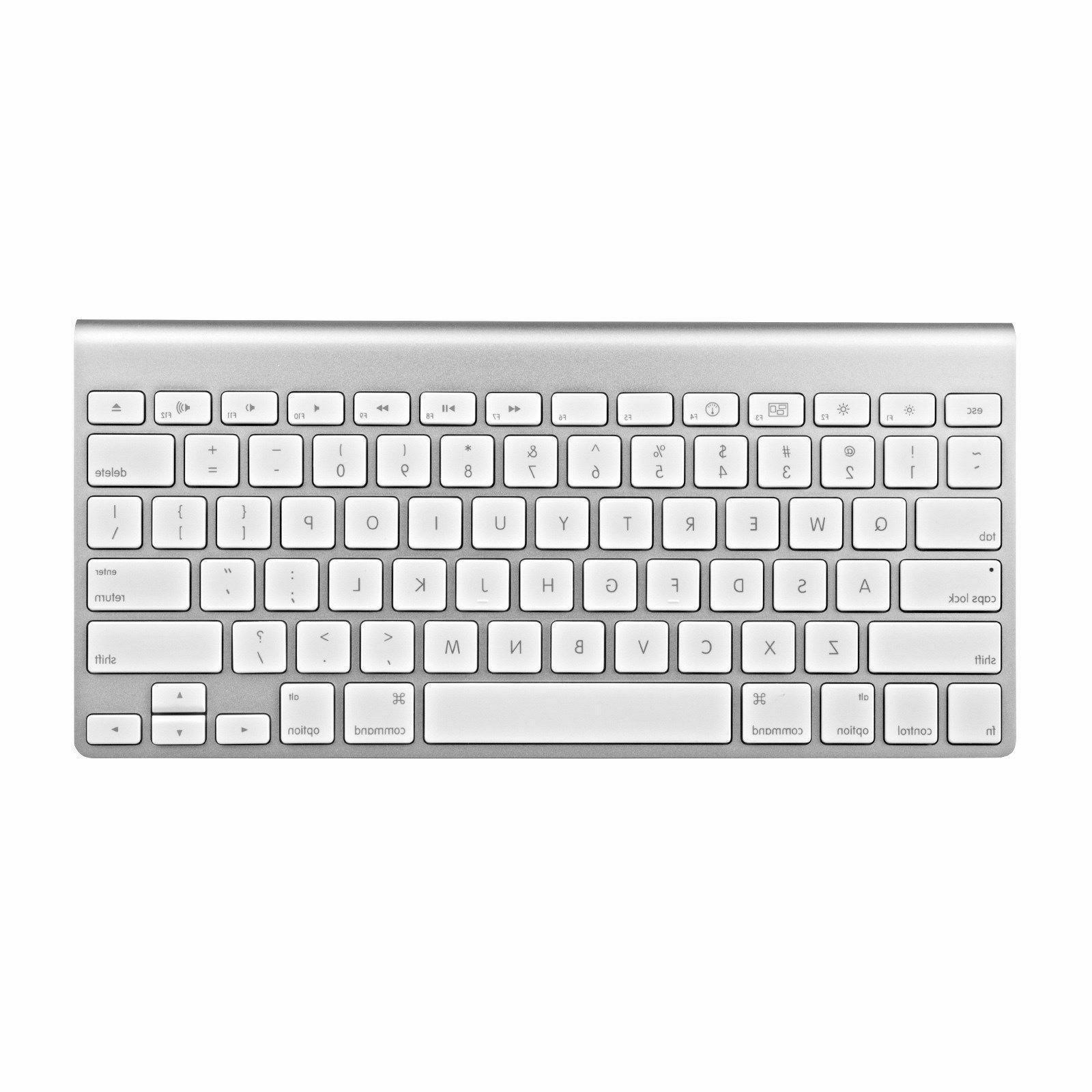 Bluetooth Aluminum Keyboard -