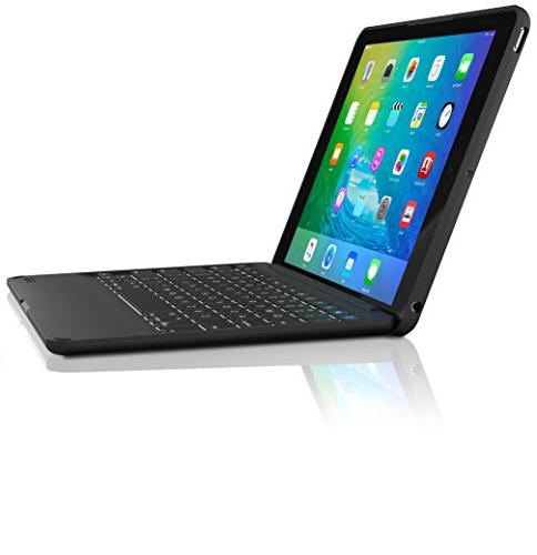 ZAGG Folio Case with Wireless Backlit Keyboard for 2017  and