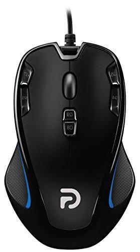 Logitech G300s Optical Ambidextrous  Gaming Mouse – 9 Prog