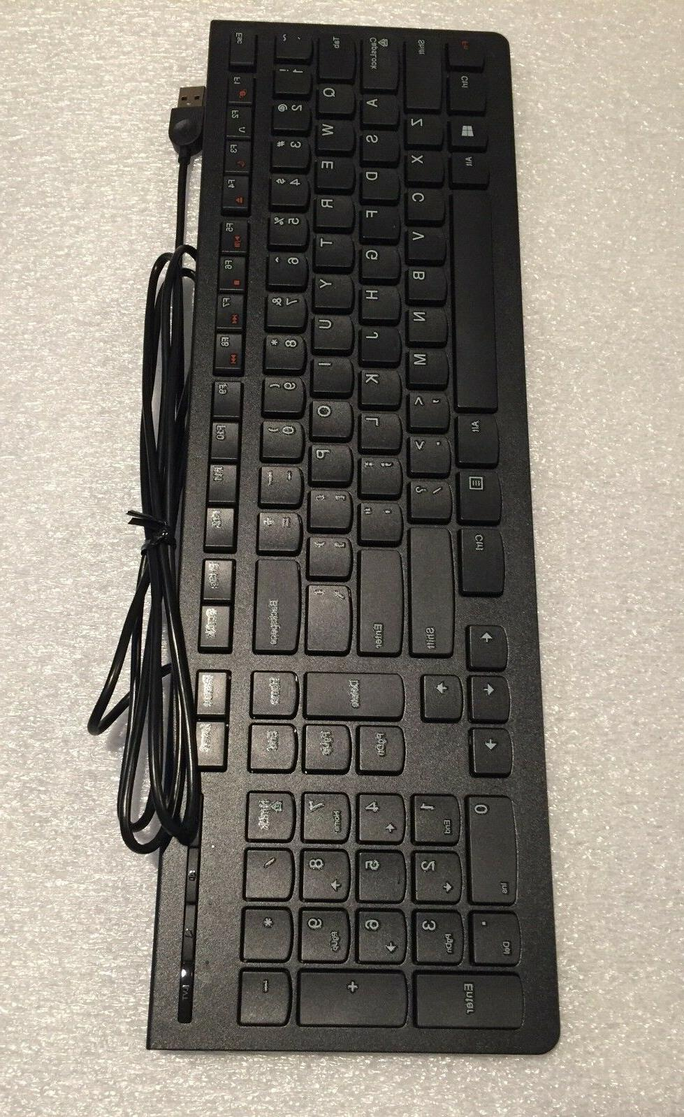 genuine kb4721 usb wired replacement pc computer