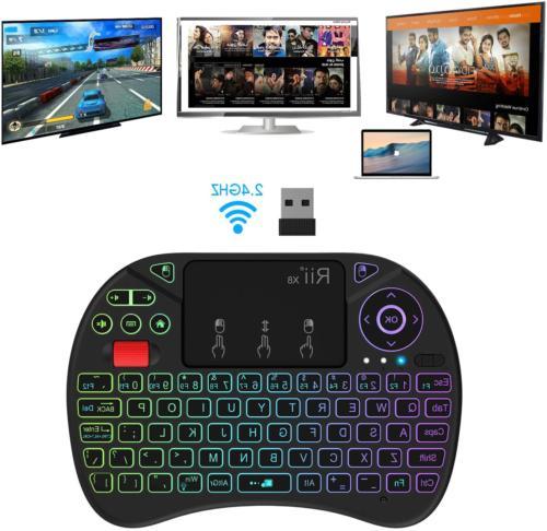 Mini Keyboard Portable Control
