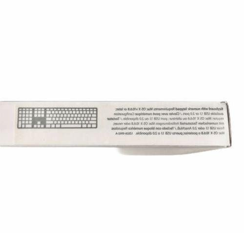 Apple Wired Keyboard US NEW - Factory