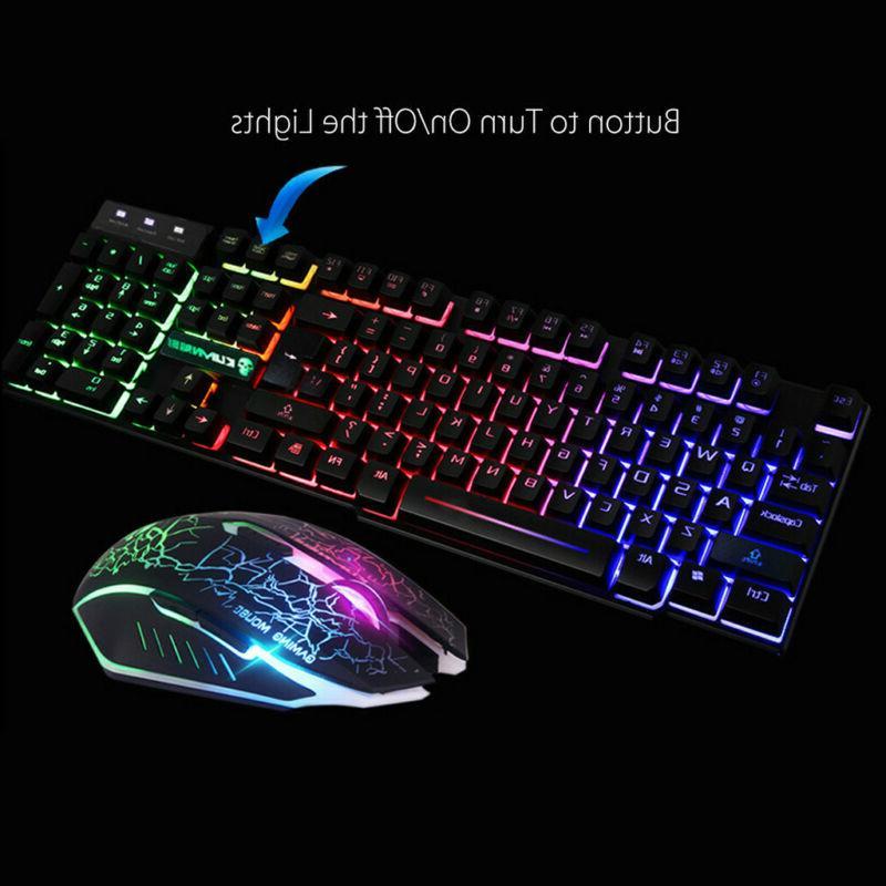 Mouse 3 Rainbow