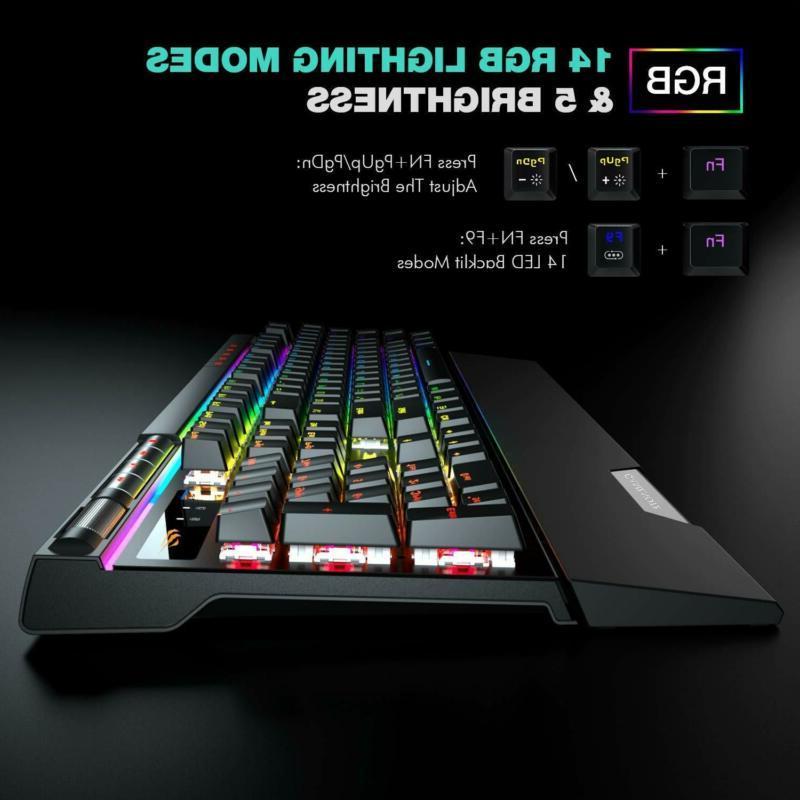 Havit Keyboard Ergonomic Res