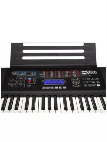 RockJam Electronic Interactive Teaching Piano with