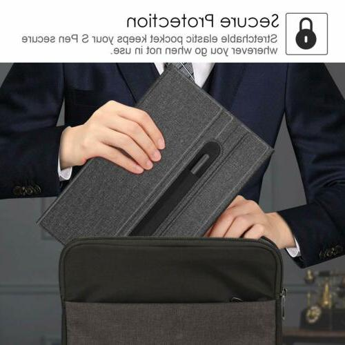For Samsung Tab S6 Case Bluetooth
